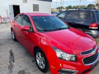 2015 Chevrolet Cruze for sale at G T Motorsports in Racine WI