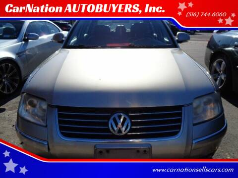 2005 Volkswagen Passat for sale at CarNation AUTOBUYERS, Inc. in Rockville Centre NY