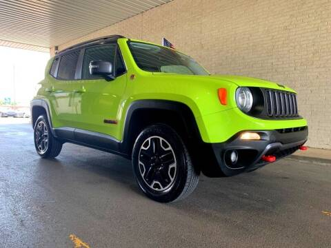 2017 Jeep Renegade for sale at Drive Pros in Charles Town WV