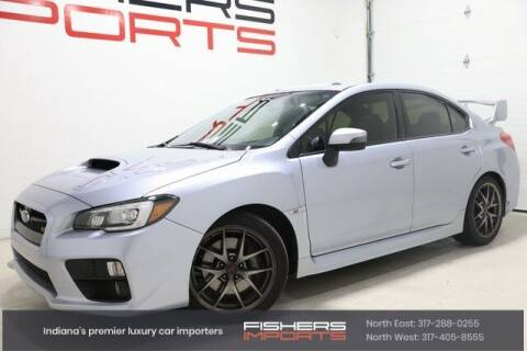 2017 Subaru WRX for sale at Fishers Imports in Fishers IN
