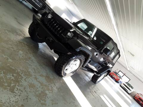 2013 Jeep Wrangler Unlimited for sale at Stakes Auto Sales in Fayetteville PA