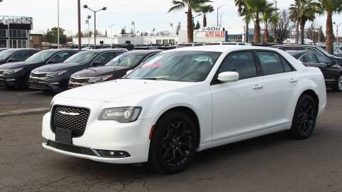 2019 Chrysler 300 for sale at Okaidi Auto Sales in Sacramento CA