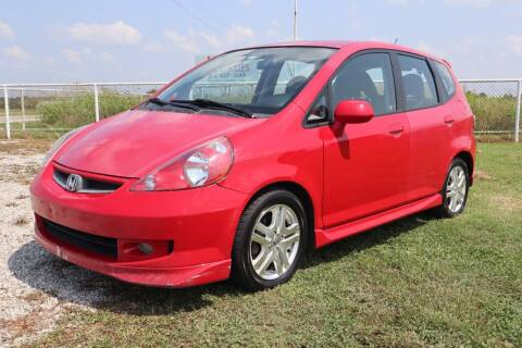 2007 Honda Fit for sale at Liberty Truck Sales in Mounds OK