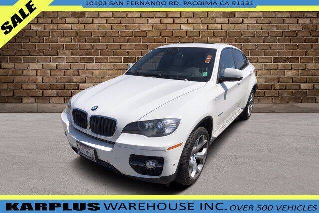 2012 BMW X6 for sale at Karplus Warehouse in Pacoima CA