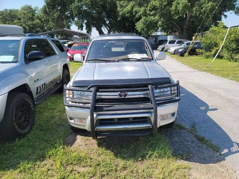 2002 Toyota 4Runner for sale at Wally's Cars ,LLC. in Morehead City NC