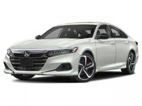 2021 Honda Accord for sale at DICK BROOKS PRE-OWNED in Lyman SC