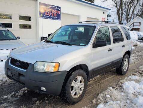 2004 Ford Escape for sale at Ericson Auto in Ankeny IA