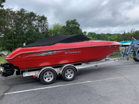 2006 Stingray 200 for sale at Performance Boats in Spotsylvania VA