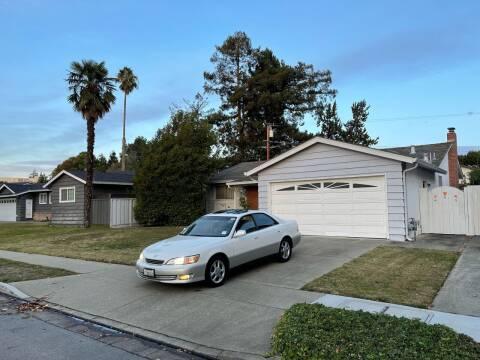 2001 Lexus ES 300 for sale at Blue Eagle Motors in Fremont CA