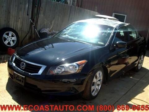 2009 Honda Accord for sale at East Coast Auto Source Inc. in Bedford VA