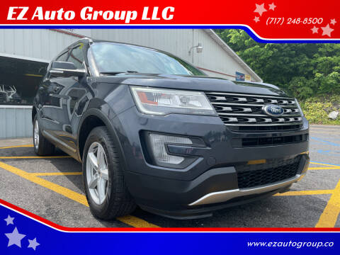 2017 Ford Explorer for sale at EZ Auto Group LLC in Lewistown PA