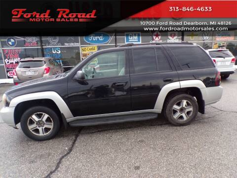 2007 Chevrolet TrailBlazer for sale at Ford Road Motor Sales in Dearborn MI
