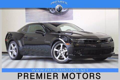 2014 Chevrolet Camaro for sale at Premier Motors in Hayward CA