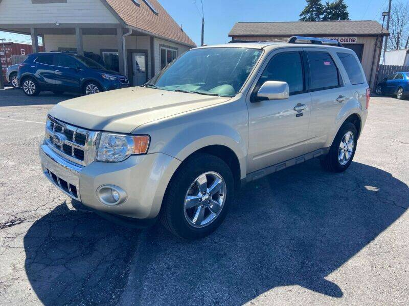 2010 Ford Escape for sale at Groesbeck TRUCK SALES LLC in Mount Clemens MI