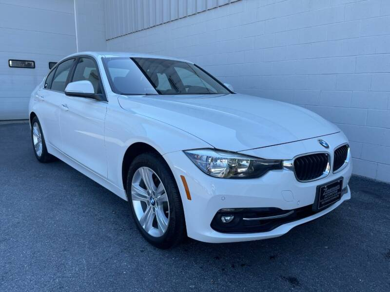 2017 BMW 3 Series for sale at Zimmerman's Automotive in Mechanicsburg PA