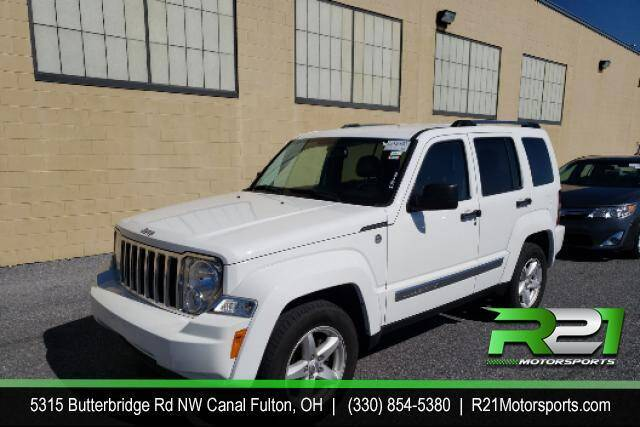 2012 Jeep Liberty for sale at Route 21 Auto Sales in Canal Fulton OH
