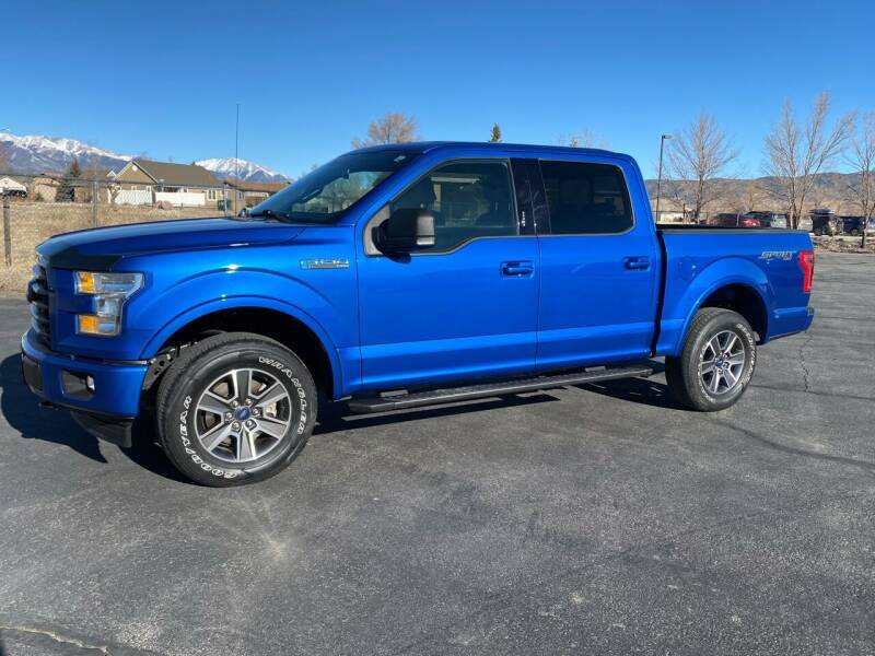 2017 Ford F-150 for sale at Salida Auto Sales in Salida CO