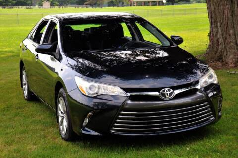 2017 Toyota Camry for sale at Auto House Superstore in Terre Haute IN