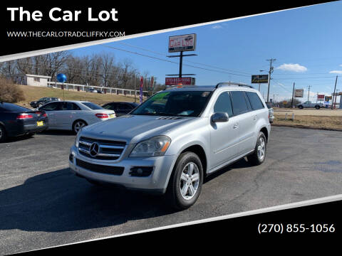 2008 Mercedes-Benz GL-Class for sale at The Car Lot in Radcliff KY