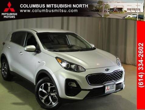 2020 Kia Sportage for sale at Auto Center of Columbus - Columbus Mitsubishi North in Columbus OH