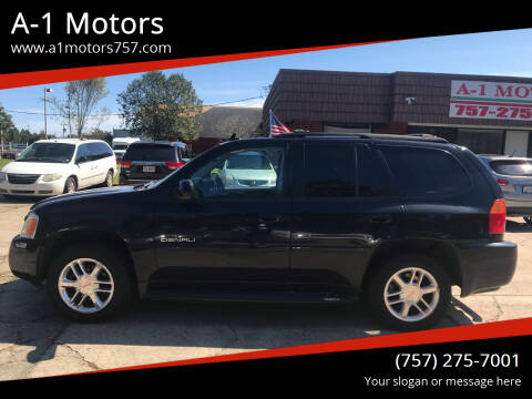 2008 GMC Envoy for sale at A-1 Motors in Virginia Beach VA