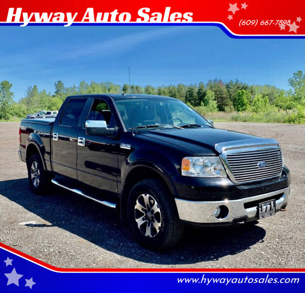 2007 Ford F-150 for sale in Lumberton, NJ