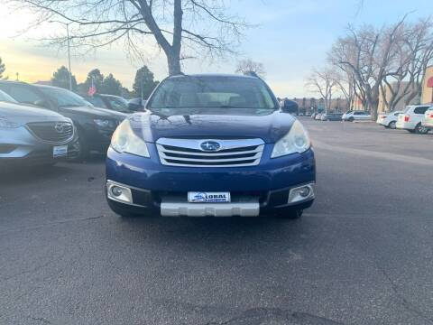 2011 Subaru Outback for sale at Global Automotive Imports of Denver in Denver CO