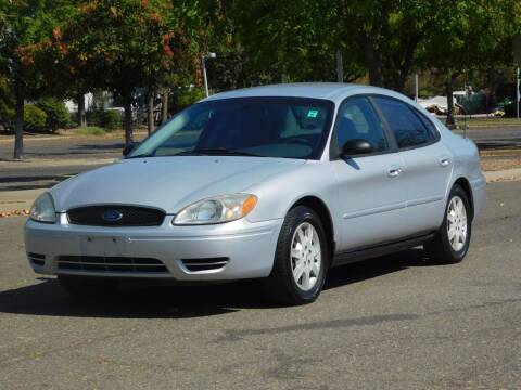 2005 Ford Taurus for sale at General Auto Sales Corp in Sacramento CA