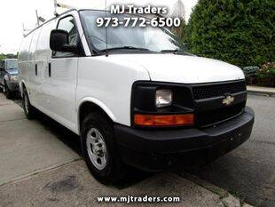 2008 Chevrolet Express Cargo for sale at M J Traders Ltd. in Garfield NJ