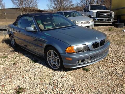 2001 BMW 3 Series for sale at ASAP Car Parts in Charlotte NC