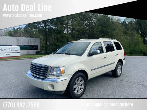 2008 Chrysler Aspen for sale at Auto Deal Line in Alpharetta GA