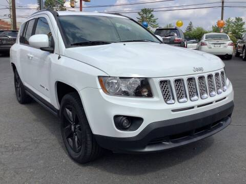 2016 Jeep Compass for sale at Active Auto Sales in Hatboro PA