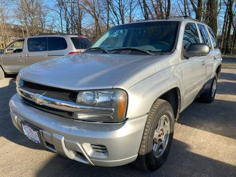 2005 Chevrolet TrailBlazer for sale at MFT Auction in Lodi NJ