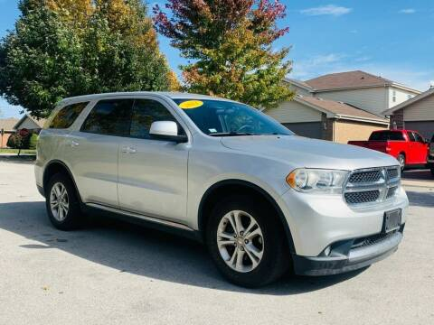 2011 Dodge Durango for sale at Posen Motors in Posen IL