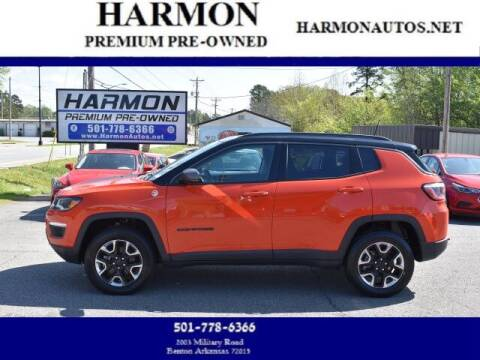 2018 Jeep Compass for sale at Harmon Premium Pre-Owned in Benton AR