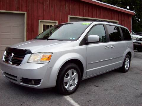 2010 Dodge Grand Caravan for sale at Clift Auto Sales in Annville PA