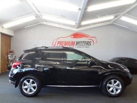 2009 Nissan Murano for sale at Premium Motors in Villa Park IL