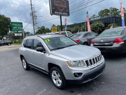 2012 Jeep Compass for sale at The Strong St. Moses Auto Sales LLC in Tallahassee FL