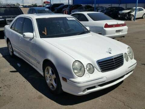 2001 Mercedes-Benz E-Class for sale at G&K Consulting Corp in Fair Lawn NJ