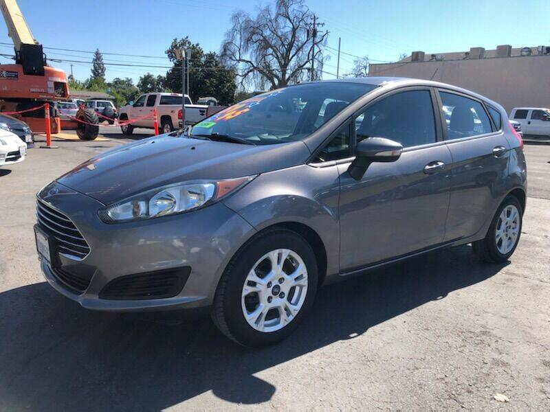 2014 Ford Fiesta for sale at C J Auto Sales in Riverbank CA