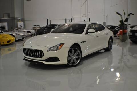 2017 Maserati Quattroporte for sale at Euro Prestige Imports llc. in Indian Trail NC