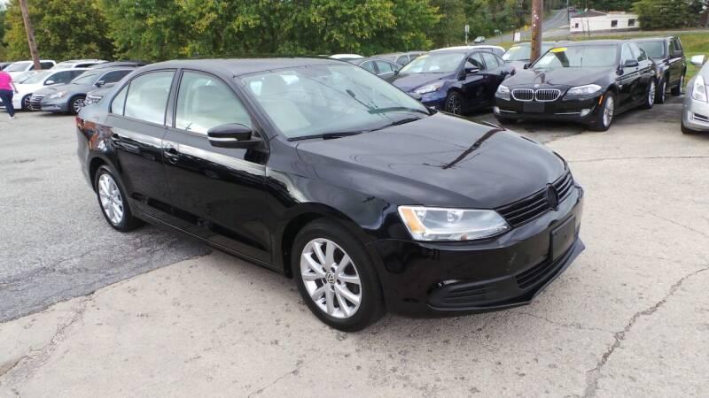 2011 Volkswagen Jetta for sale at Unlimited Auto Sales in Upper Marlboro MD