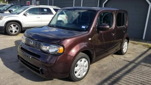 2011 Nissan cube for sale at ACE AUTOMOTIVE in Houston TX