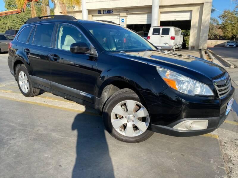 2012 Subaru Outback for sale at Luxury Auto Lounge in Costa Mesa CA