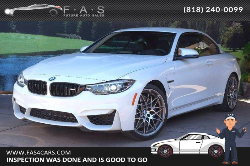 2018 BMW M4 for sale in Glendale, CA
