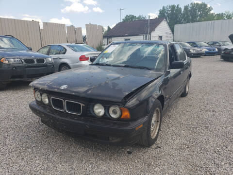 1995 BMW 5 Series for sale at EHE Auto Sales Parts Cars in Marine City MI