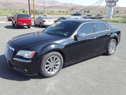 2013 Chrysler 300 for sale at Super Sport Motors LLC in Carson City NV