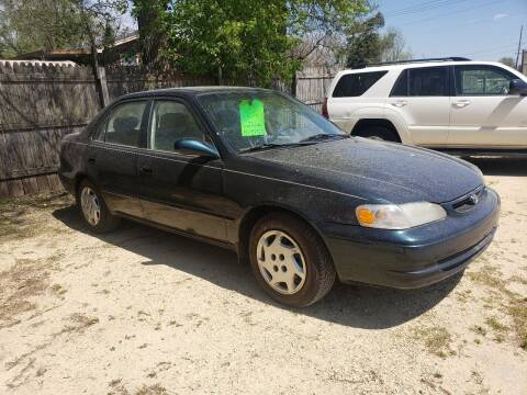 1999 Toyota Corolla for sale at Northwoods Auto & Truck Sales in Machesney Park IL