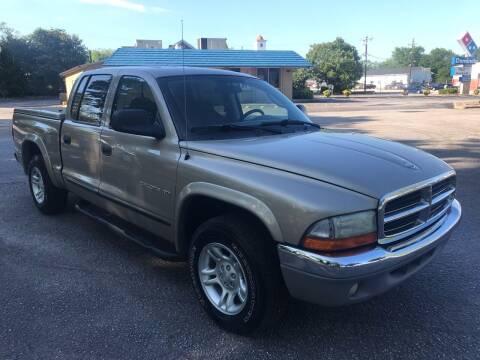 2002 Dodge Dakota for sale at Cherry Motors in Greenville SC