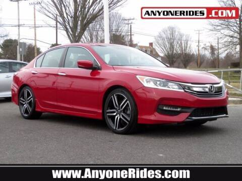 2017 Honda Accord for sale at ANYONERIDES.COM in Kingsville MD